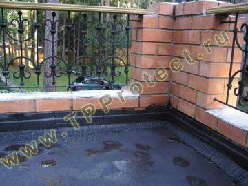 Гидроизоляция балкона